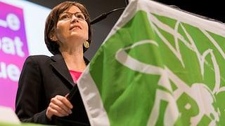 Grüne wollen flankierende Massnahmen in Verfassung verankern