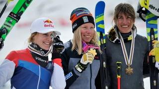 Fanny Smith va per bronz el skicross