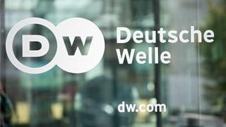 Deutsche Welle porta plant cunter regenza tirca