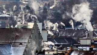 Die Schweiz will ihre Klimaziele verschärfen