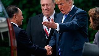 Trump bestätigt: Gipfel mit Kim Jong-un findet statt