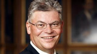 Schwyzer Regierungsrat Walter Stählin tritt zurück
