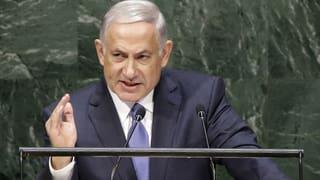 Netanjahu sieht trotz Kritik an der Hamas Chancen für Frieden