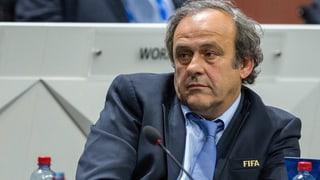 Platini: «Ich ziehe meine Kandidatur zurück»