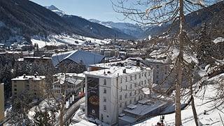 Januar war kein guter Monat für Schweizer Hotelbetriebe