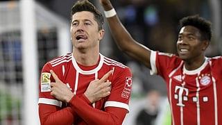 Bayern stösst Wolfsburg in die Krise