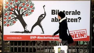 Beide Basel: Ja und Nein zur SVP-Initiative