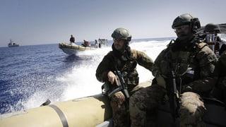 Guardia da costa salva puspè 2'000 fugitivs