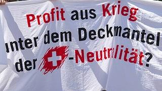 Ständerat schiebt Söldnerfirmen in der Schweiz den Riegel