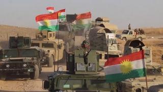 Ein Kurdenstaat auf den Trümmern des «Kalifats»?