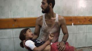 Israel attackiert UNO-Schule im Gazastreifen