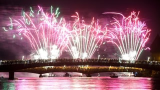 Werden jetzt auch die Feuerwerke verboten?