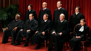 Der Oberste Gerichtshof steht auf gleicher Stufe wie das Weisse Haus und der Kongress. Was er entscheidet, gilt. Auch im Fall des Einreisestopps.