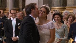 «Ja» – Prinzessin Madeleine & Chris O'Neill haben geheiratet