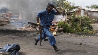 Mord überschattet Protestpause in Burundi