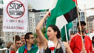 Ausschreitungen bei Israel-Protesten in Paris