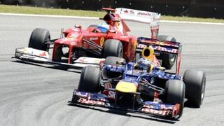 Alonso hofft auf Regenchaos - Vettel erwartet nichts