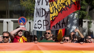 «Es lebe Spanien, es lebe Katalonien»