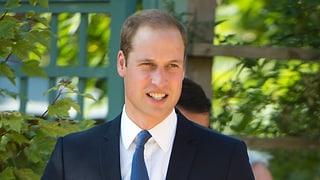 Jetzt spricht Prinz William: «Die letzte Zeit war schwierig»