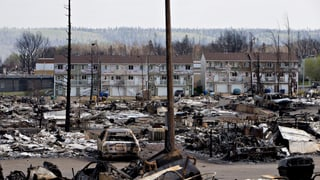 Canada: Ils emprims turnan a Fort McMurray