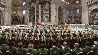 Nach Wirbel um Outing: Kirche beginnt mit Familiensynode