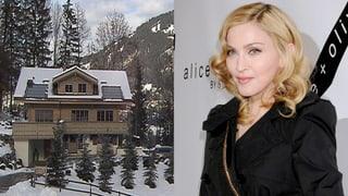«g&g»-Serie Luxus im Schnee: So logiert Madonna in Gstaad