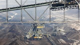 Immer mehr Braunkohle im Schweizer Stromnetz