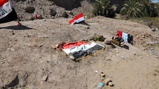 Mehr als 200 Massengräber entdeckt