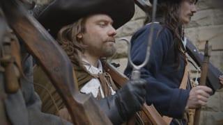Video «Glauben, Leben, Sterben – Menschen im Dreissigjährigen Krieg 2/2» abspielen