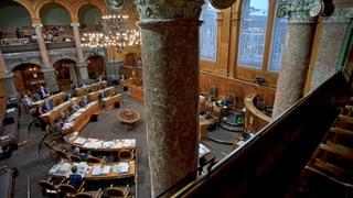 Nationalrat gegen Volkswahl des Bundesrates