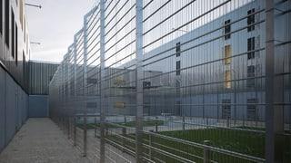 6912 Menschen sind in der Schweiz im Gefängnis