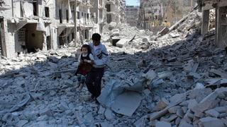 Waffenruhe in Aleppo verlängert – Rettung von Verletzten vertagt