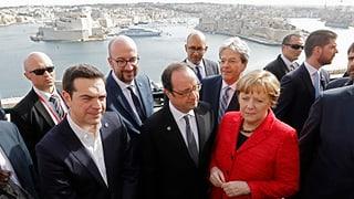 EU stellt sich mit Libyen gegen illegale Einwanderung