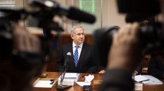 Die israelische Regierung steht