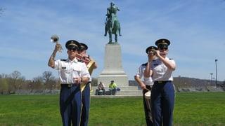 Weltmacht USA und die Kadetten von West Point (Artikel enthält Bildergalerie)