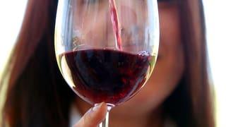 450 Franken für Bündner Rotwein