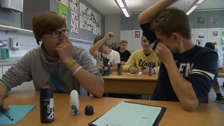 Schweizer Jugend testet: Schüler machen «Kassensturz» (Artikel enthält Video)