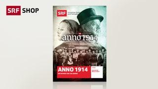 «Anno 1914» als DVD