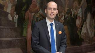 SVP-Grossrat Joel Thüring verteidigt sich