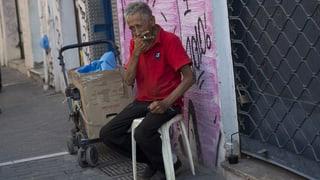 «Die Griechen spüren nichts vom Aufschwung»