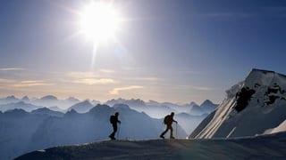 Schweizer Bergführer: vom Bauernlümmel zum Helden