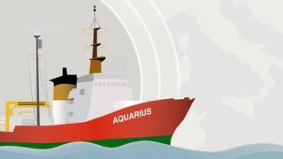 Die Odyssee der «Aquarius»