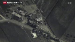 Syrien-Krise: Moskau führt Luftkrieg – doch gegen wen?