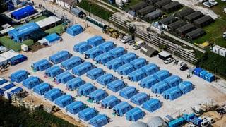Italia: Donns da milliardas pervi da terratrembel