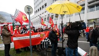 Schumachers Zustand bleibt kritisch
