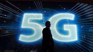 5G-Ankündigung ist vor allem lautes Marketing