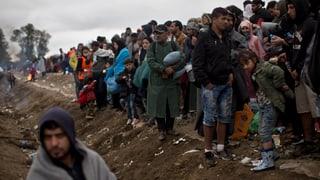 Kroatien meldet Flüchtlingsrekord