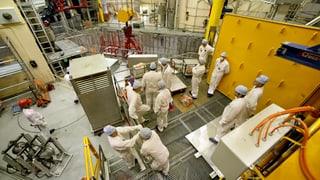 Kernkraftwerk Gösgen ist vom Netz genommen worden