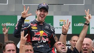 Vettel: «Es war eine Qual»