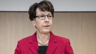 «Die Angelegenheit ist mit Ruoffs Rücktritt nicht erledigt»